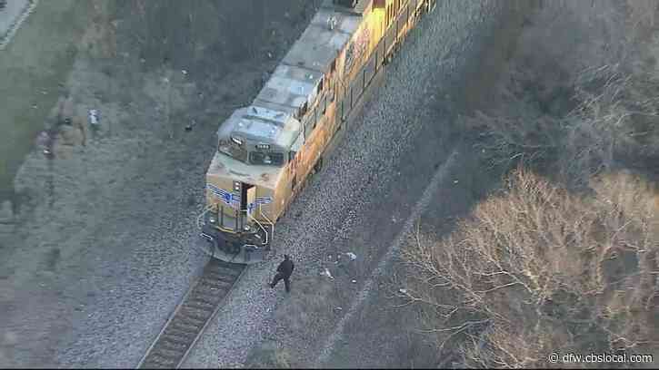 Man Dead After Being Hit By Train In Haltom City
