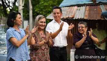 Publicaciones AnterioresAlcaldesa de Santiago Nonualco: En 21 años por primera vez nos visitan ministros - Última Hora