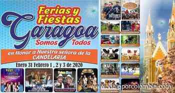 Ferias y Fiestas 2020 en Garagoa, Boyacá - Ferias y Fiestas - Viajar por Colombia - Viajar por Colombia