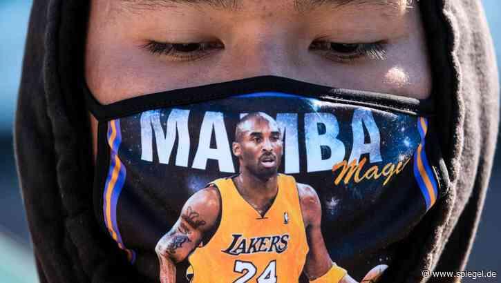 Los Angeles trauert um Kobe Bryant: »Ich vermisse dich, Bruder« - DER SPIEGEL