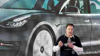 Erwartungen verfehlt: Tesla gewinnt - und enttäuscht doch