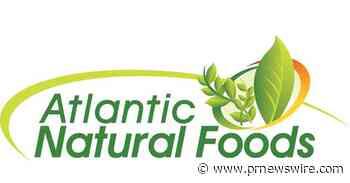 Atlantic Natural Foods Expands Global Footprint with Distribution at Leading UK Retailer
