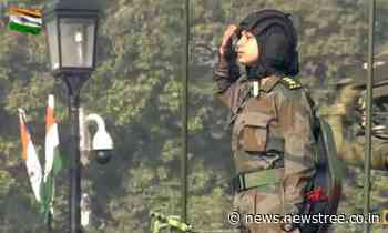 Captain Preeti Chaudhary Took Command Of Shilka Anti-aircraft Weapon System, Know Who Is Preity - newstree