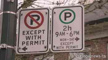 Vancouver council considering city-wide parking permit system