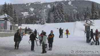 Coronavirus cases climbing in Whistler as tourists continue to arrive for ski season