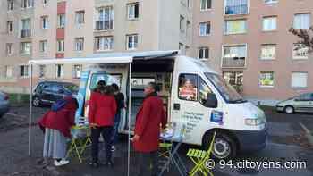 Job Truck : l'info emploi à Thiais Village - 94 Citoyens