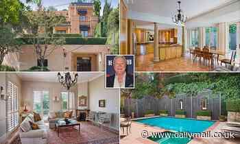 Inside Scott Cam's stunning $6million Mediterranean-style mansion