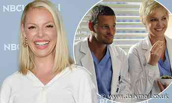 Katherine Heigl doesn't hold back about Izzie and Alex's unexpected reunion on Grey's Anatomy
