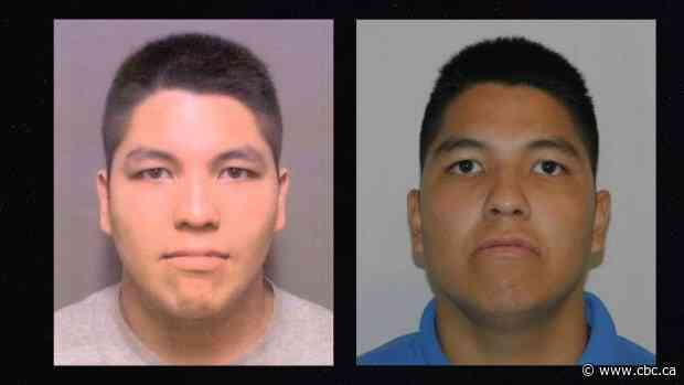 RCMP search for inmate who escaped from Stony Mountain Institution, north of Winnipeg - CBC.ca