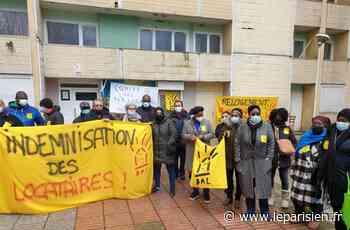 A Villiers-le-Bel, des locataires inquiets sur les conditions de leur relogement - Le Parisien