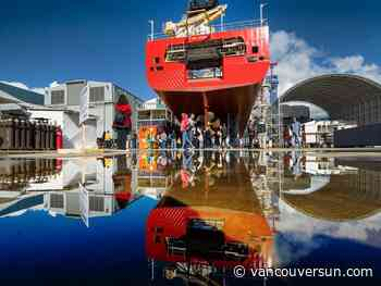 John Horgan: Future of Canada's shipbuilding industry must focus on B.C.