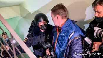 Nach Hausdurchsuchung: Nawalnys Bruder festgenommen