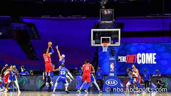 76ers' Tobias Harris ends 13-0 Lakers run with game-winner (video)
