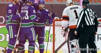 Demko dynamite as Vancouver Canucks rout Ottawa Senators 5-1
