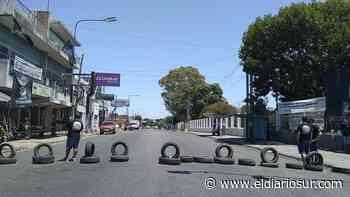 Lomas: trabajadores de Bridgestone vuelven a cortar el ingreso a Llavallol - El Diario Sur