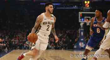 Report: Knicks not expected to be aggressive suitor for Lonzo Ball in trade