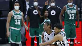 Celtics vs. Spurs highlights: C's can't overcome poor 2nd quarter, lose 110-106