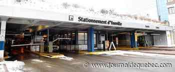 Dix ans de travaux en vue au stationnement D'Youville