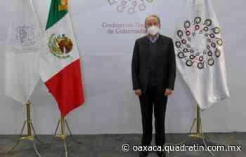 Deja gobernador de San Luis Potosí presidencia de la Conago 18:28 Destacó que durante su - Quadratín Oaxaca