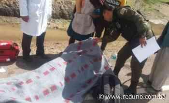 Un muerto y 10 heridos en accidente de tránsito en Potosí - Red Uno