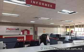Infonavit benefició a 52 mil 902 acreditados en San Luis Potosí durante 2020 - El Universal