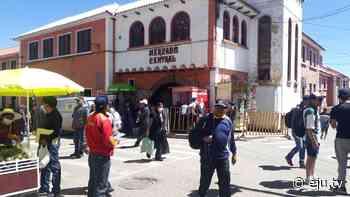 Médicos en Potosí piden declarar cuarentena para evitar la propagación del Covid-19 - eju.tv