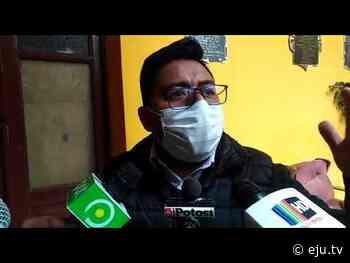 Potosí: Prevén convocar al COEM para definir restricciones frente al aumento de casos Covid-19 - eju.tv