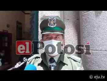 Policía en Potosí reporta 15 casos de uniformados con coronavirus - eju.tv