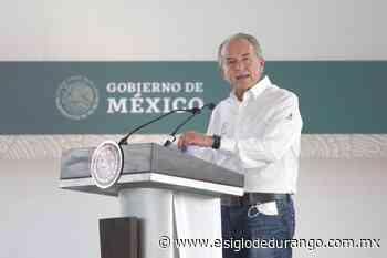 Tras un día de aislamiento, gobernador de San Luis Potosí retoma actividades - El Siglo Durango