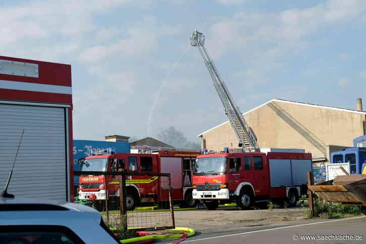 Brandstiftung in Klipphausen aufgeklärt - Sächsische Zeitung