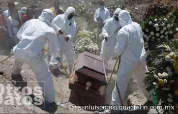 Exceso de muertes, exceso de estupidez genocida - Noticias de San Luis Potosí - Quadratín San Luis