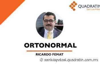 Ineficaz e ineficiente - Noticias de San Luis Potosí - Quadratín San Luis