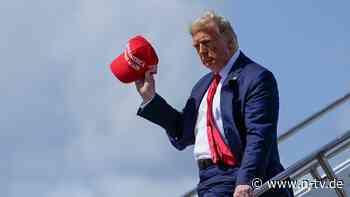 Machterhalt in eigener Partei: Trump sinnt auf Rache
