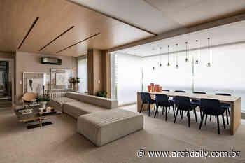 Apartamentos Apartamento Vitra Cambui / Bohrer Arquitetura - ArchDaily Brasil