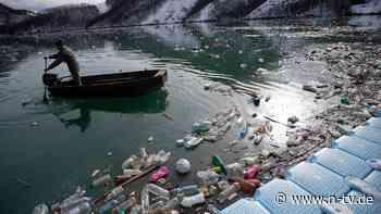 Pandemie sorgt für Zunahme: Umweltbehörde schlägt Plastik-Alarm