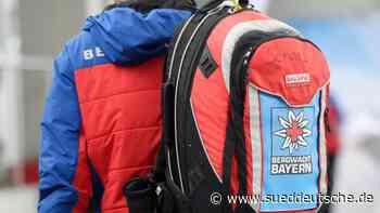 Bergwacht rettet Wanderer und fünfjährigen Sohn - Süddeutsche Zeitung