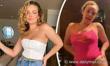 Abbie Chatfield reveals she lost six kilos in just three weeks on I'm A Celebrity