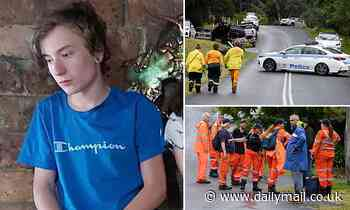 Mooney Mooney, NSW; autistic 13 year old Leif Courtney has been found