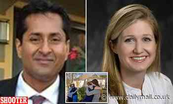 PICTURED: Terminally ill doctor who shot and killed pediatrician mother of-three during siege
