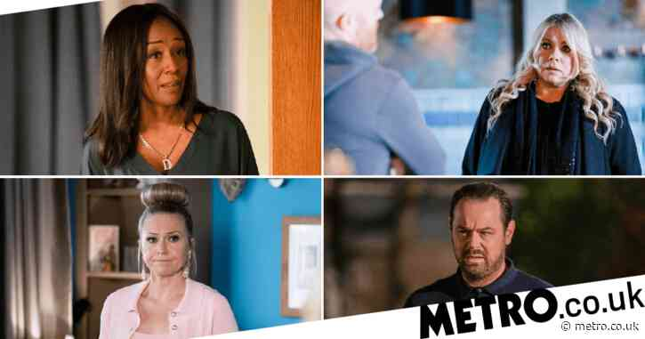 EastEnders spoilers: Is Denise dead, Max exposes Sharon and Mick finds Tina?