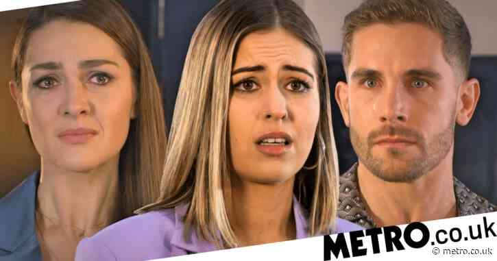 Hollyoaks spoilers: Summer Ranger exposes Warren Fox and Sienna Blake's affair in huge showdown?
