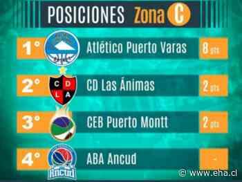 Atlético Puerto Varas dio cuenta de Las Ánimas en encuentros de ida y vuelta - El Heraldo Austral