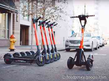 Ford's Spin, Tortoise partner to launch e-scooters with remote operation capabilities