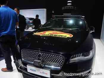 Baidu gets Calif. nod to test driverless cars