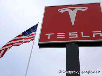 Tesla Q4 net income rises to $270M, capping first annual profit