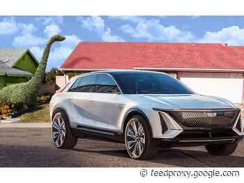 GM, Cadillac to showcase EV power during Super Bowl LV