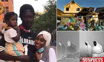 Three teens arrested in Denver house fire that killed Senegalese family of five