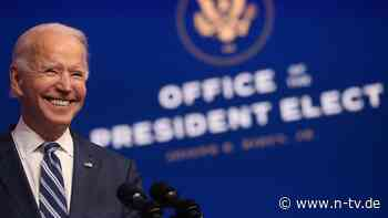 Gute Nachricht für US-Präsident: Biden beliebter als es Trump je war