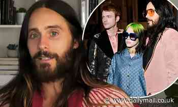 Jared Leto nearly signed Billie Eilish and her big brother Finneas years ago