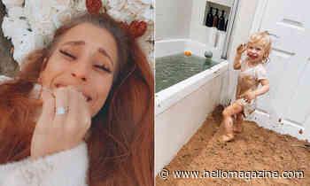 Stacey Solomon branded 'best mother ever' after shocking home transformation